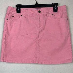 💫Vineyard Vines | Pink Corduroy Skirt.